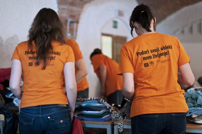 prostovoljci